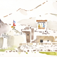 Nyerma, Ladakh, 2014