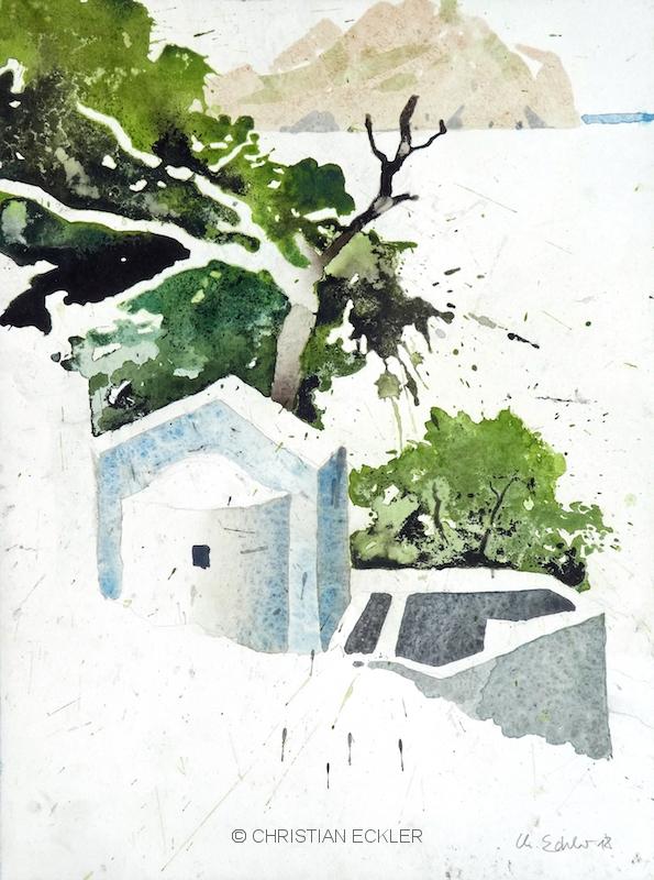 Kapelle Amorgos 02, GR, 2018