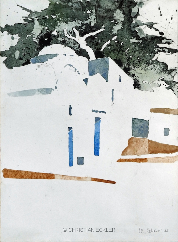 Kapelle Amorgos 01, GR, 2018