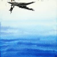 Einbeinfischer, Inle Lake, MM, 2018