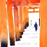 Fushimi Inari, Kyoto, JP, 2019