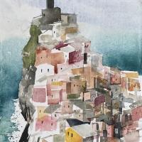 Vernazza, Cinque Terre, I, 2020