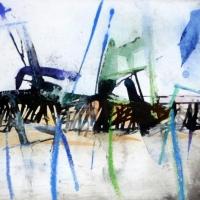 Improvisation II, 2005