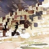 Tighzt, Marokko, 2012