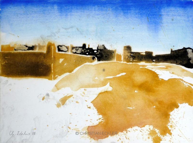 Am Rande der Wüste, Marokko, 2008