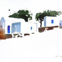Kapelle, Sifnos, 2011