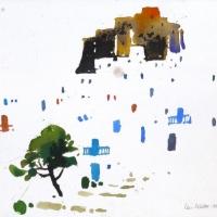 Chora, Patmos, 2011