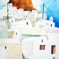 Chora, Anafi, 2007