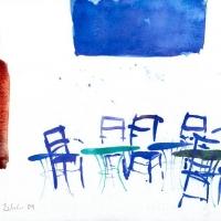 Kafeneion I, Griechenland, 2001