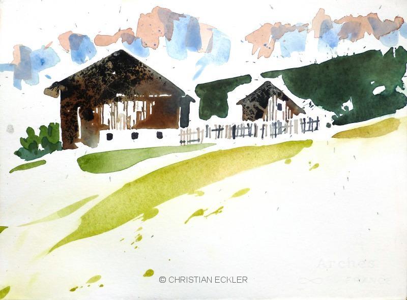 Bergbauernhof III, Tirol, 2013
