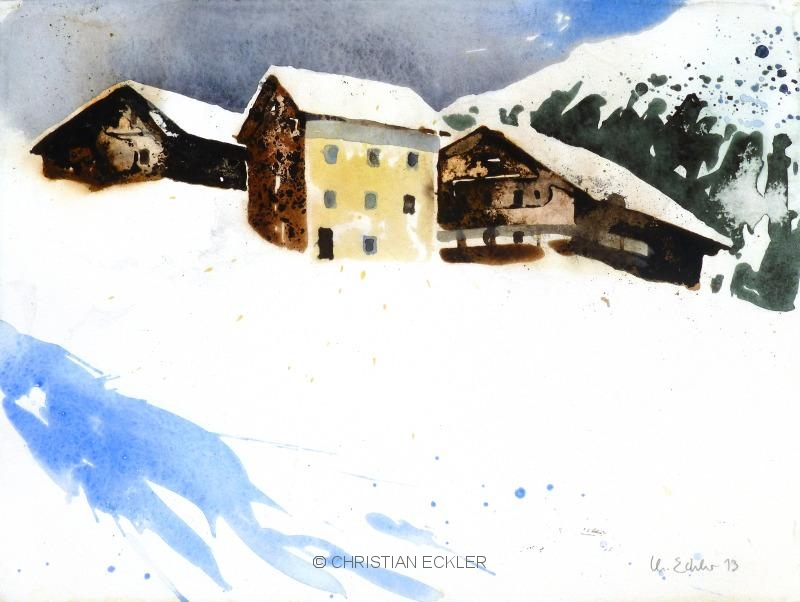 Bergbauernhof IV, Tirol, 2013
