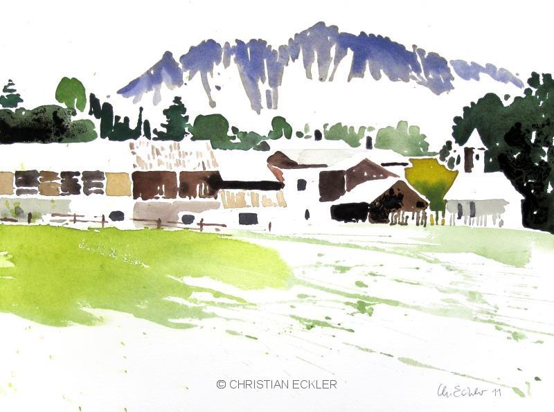 Fischgader Hof II, Südtirol, 2011