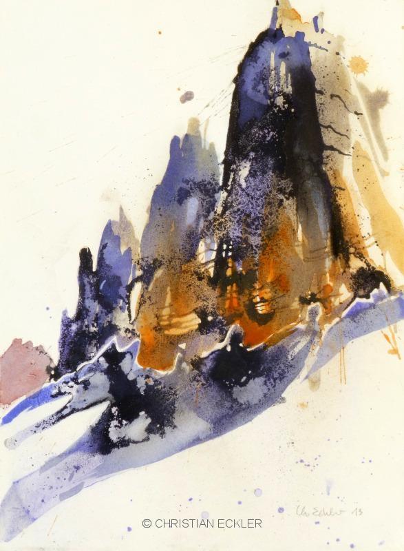 Drei Zinnen III, 2013