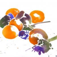 Artischocken und Orangen, 2009
