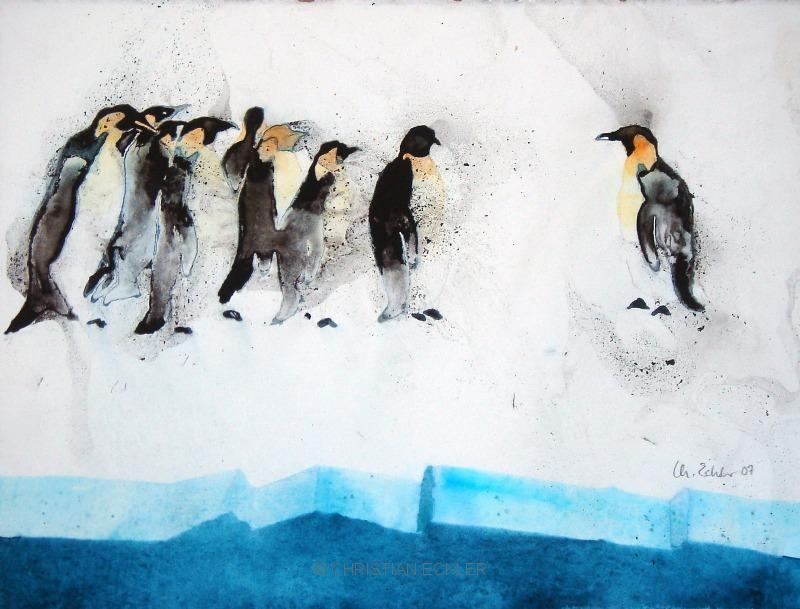 Pinguine I, 2007
