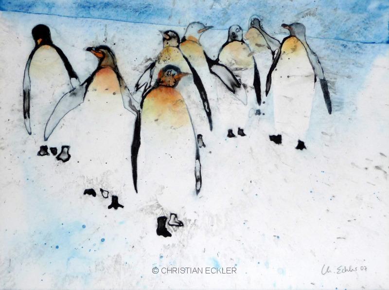 Pinguine II, 2007