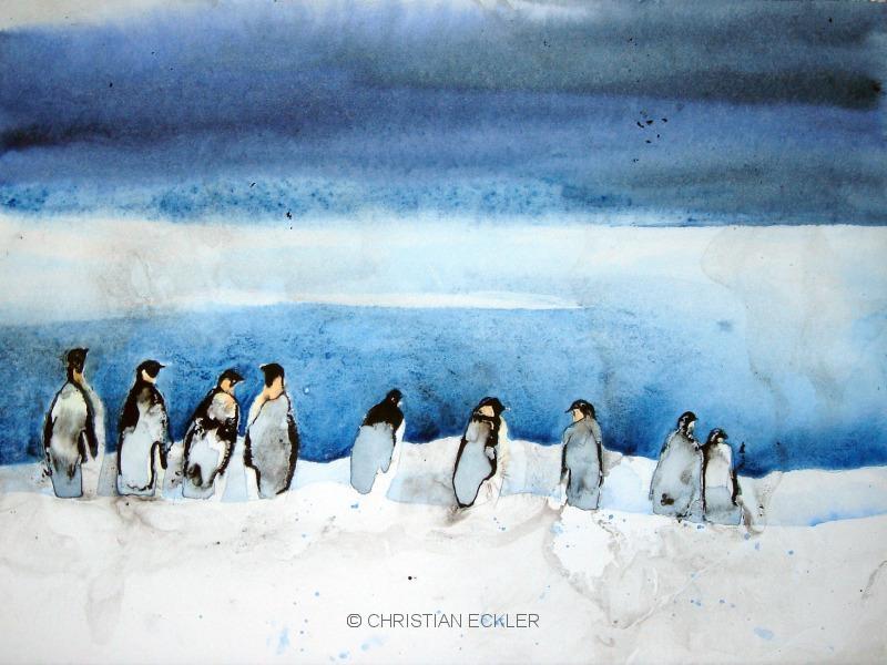 Pinguine III, 2007
