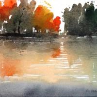 Flussufer I, 2011